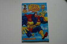 MEGATON MAN 0. (BIZARRE HEROES 17) 1996 1ST PRINT. FIASCO COMICS. V RARE . NM/VF