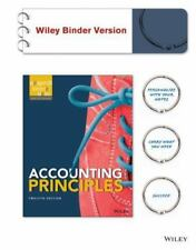 Accounting Principles, 12th edition Binder Ready Version