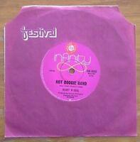 (HEART & SOUL -Hot Boogie Band / Earthrise)-FREE POST-G8-7