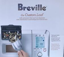 Breville The Custom Loaf Bread Maker - BBM800XL - BRAND NEW