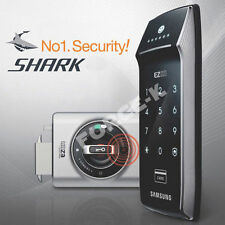 SAMSUNG SHS-2320 Shark Digital Doorlock Keyless Lock Entry Password+RF Card 2Way