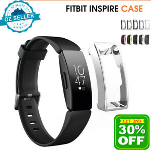For Fitbit Inspire 2 / Inspire /HR Soft Full Screen Protector Case Cover