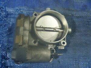 05-14 Mercedes Benz C55 C280 C230 C300 CLK500 E350 ML350 ML500 Throttle Body OEM