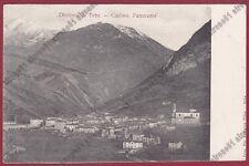 COMO CASLINO D'ERBA 05 Cartolina viaggiata 1906