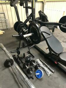 Powertec Workbench Leverage System - Only used a handful of times inc receipt