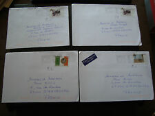 VATICAN - 3 enveloppes 2005 (cy62)