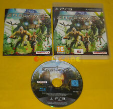 ENSLAVED ODYSSEY TO THE WEST Ps3 Versione Inglese gioco in italiano »»» COMPLETO