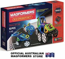 MAGFORMERS Remote Control R/c Cruisers Set