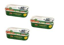 3X Sardines  in Tomato Sauce Kosher By Willi Food 110g  6-7 Pcs in Can