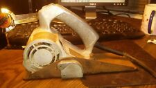 vintage wood small hand sears craftsman commercial power plane no glare finish
