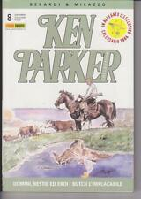 KEN PARKER COLLECTION N. 8 SENZA ALLEGATO - PANINI COMICS