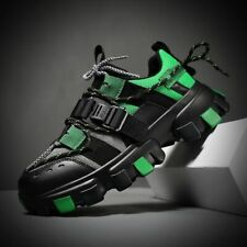Platform Sneakers Mens Women Hip Hop Shoes Dance Fashion Comfort Sneakers