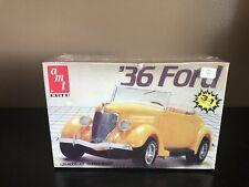 Amt 1:25 '36 Ford Model Kit