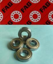 1 Stück FAG Rillenkugellager 6007-2Z  35x62x14 mm Kugellager 6007 2Z ZZ