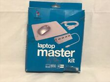 Digital Basics Laptop Master Kit Wireless Mouse 4 Port USB Ext Cable & Mousepad