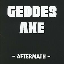 GEDDES AXE - AFTERMATH (WHITE VINYL)   VINYL LP NEU