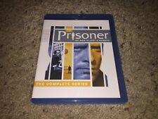 The Prisoner (Blu-ray Disc, 2009, 5-Disc Set, Anniversary Edition) *OOP/RARE!*