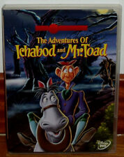 LAS AVENTURAS DE ICHABOD Y MR.TOAD CLASICO DISNEY Nº 11 DVD USADO DESCATALOGADO