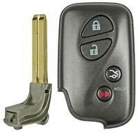 Smart Key For Lexus ES350 2009-2012 Virgin Prox Remote Keyless Fob HYQ14AAB