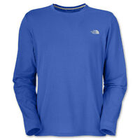 The North Face Reaxion Long Sleeve T-Shirt Jake Blue Men's 2XL BNWT!