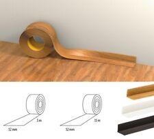 Skirting Board - Self Adhesive Skirting Trim - Flexible Skirting PVC Angle