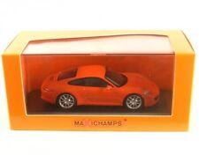 Porsche 911 carrera s (naranja) 2012