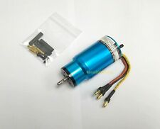 K035-1x B2856(2858) Brushless Motor K2300 S4mm with Cooling Jacket for RC Boat