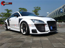 2007-2014 Audi TT/TTS RG-R8 Style Full Body Kit Bumpers/Skirts/QP Side Covers