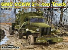 Squadron/Signal Walk Around 5718 - GMC CCKW 2½-ton Truck - NEW