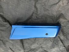 '15-'20 Ford F-150 Rear Step Bumper Used OEM With Sensor Holes Rt Paintable