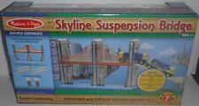 New Melissa & Doug Skyline Suspension Bridge Wooden Train #626 Fits Brio Thomas