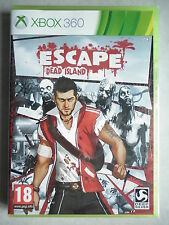 Escape Dead Island Jeu Vidéo XBOX 360