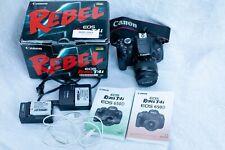 Canon EOS Rebel T4i / EOS 650D 18.0MP Digital SLR Camera (w/ EF-S 18-30mm lens)