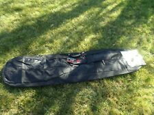NWT Athalon Fitted Snowboard Bag Black for 170cm Boards New with tags Model 356