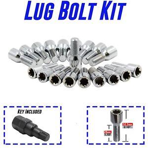 14x1.50 Tuner Lug Bolt 28mm Thread Length Set of 20 VW AUDI mk4 mk5 mk6 mk7