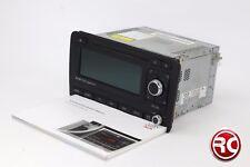 Audi a3 8p radio sistema de navegación bns 5.0 RNS-E Navi original 8p0035192p 10-1-3