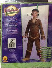 Rubie's Native American Cherokee Indian Children's Halloween Costume Size S NEW