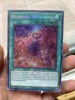 Numeron Network 1st Edition Secret Rare BLAR-EN026 Yu-Gi-Oh!
