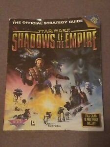 Secrets of the Game: Shadows of the Empire (PC & N64) : The Official Strategy