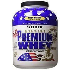 Weider Premium Whey 2 3 Kg Fresh Banane Bonus