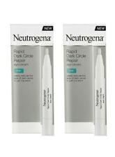 (Lot of 2)Neutrogena Rapid Dark Circle Repair eye cream pen.