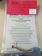 Digitrax DH130P 1AMP DCC Mobile Decoder (HO)(Used)