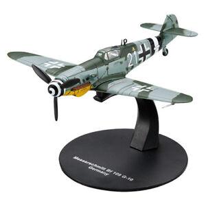 DeAgostini WW2 Aircraft Collection Vol 3 Fighter Messerschmitt Bf Me 109G Gustav
