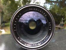 Tele Lentar 400mm F:6.3 Auto m42 mt. lns, Cased caps, Beautiful optics 9+