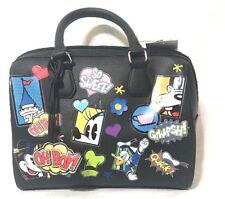 Disney Parks Retro Mickey Mouse Pop Art Donald Minnie Goofy Sweet Purse Bag