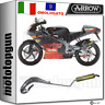 ARROW SCARICO COMPLETO OMOLOGATO MADE WITH KEVLAR APRILIA RS 125 REPLICA 2004 04
