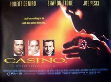 Robert DeNiro Original UK Quad Film Posters (1990s)