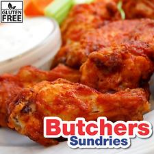 Butchers sundries sans gluten hot & spicey glaze 250G/marinade/viande rub/bb