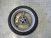 Peugeot Jetforce 125 ABS Vorderradfelge gebraucht mit Reifen
