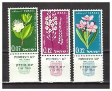s30040) ISRAEL MNH** 1961 Independence day, flowers 3v